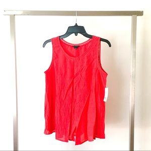 Tops - 🆕Red Woven Blouse
